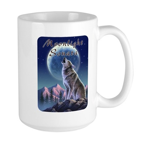 Moonlight Sonata Large Mug