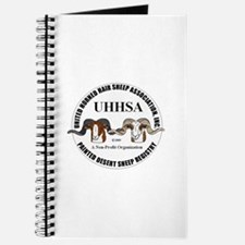 Painted Desert Sheep Logo Journal