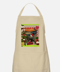 Unique Pudding Apron