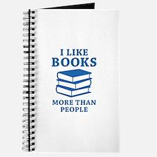 I Like Books Journal