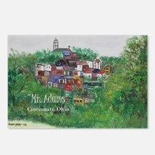 Cute Hillsides Postcards (Package of 8)