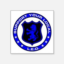 LEO Supporter Sticker