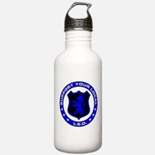 LEO Supporter Water Bottle