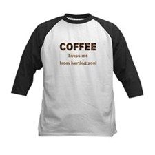 COFFEE KEEPS ME... Baseball Jersey