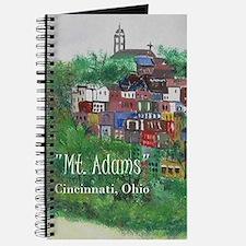 Mt. Adams - Cincinnati, Ohio, trendy art c Journal