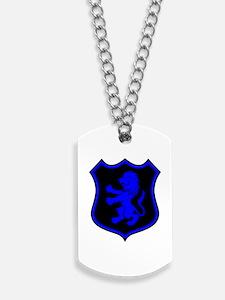 L.E.O. Shield Dog Tags