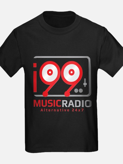 Main i99MusicRadio Logo T-Shirt