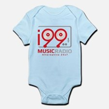 Unique Radio stations Infant Bodysuit