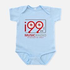 Cute Radio station Infant Bodysuit