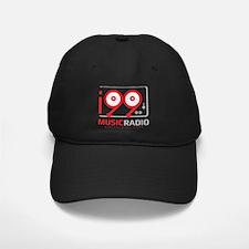 Funny Radio station Baseball Hat