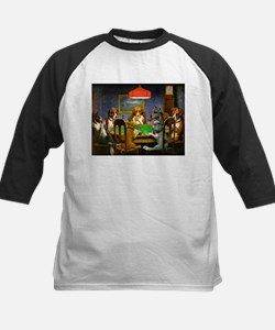 Dogs Playing Poker Tee