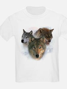 Cute Wolf moon T-Shirt
