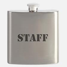Unique Staff Flask