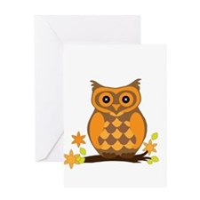CUTE OWL Greeting Cards