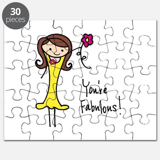 Fabulous Flo Puzzle