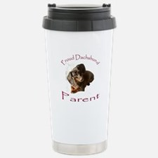 Unique Doxie Travel Mug