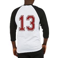 Witch 13 Baseball Jersey