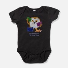 Funny Library book Baby Bodysuit