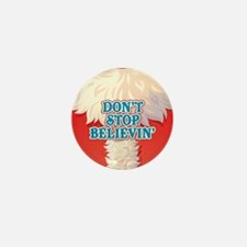 Don't Stop Believin' Mini Button (10 pack)