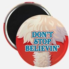 """Don't Stop Believin' 2.25"""" Magnet (10 pack)"""
