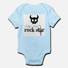 Cute Skull shower heads Infant Bodysuit