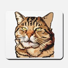 Pretty Kitty Cat Mousepad