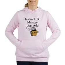Funny Human services Women's Hooded Sweatshirt