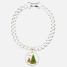 Shinny Christmas Bracelet