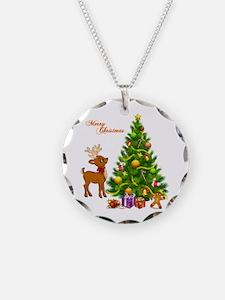 Shinny Christmas Necklace