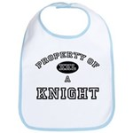 Property of a Knight Bib