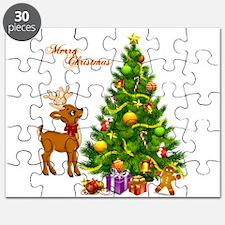 Shinny Christmas Puzzle