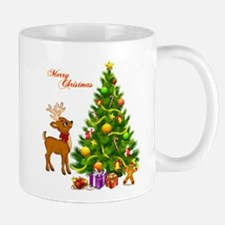 Shinny Christmas Mugs