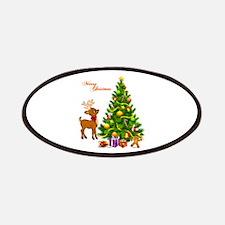 Shinny Christmas Patch