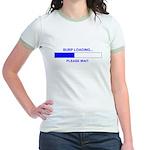 BURP LOADING... Jr. Ringer T-Shirt