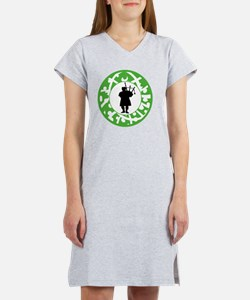 Cute Edinburgh scotland Women's Nightshirt