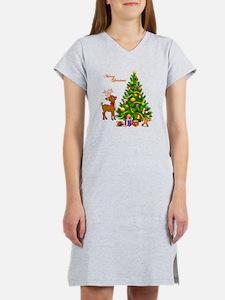 Shinny Christmas Women's Nightshirt