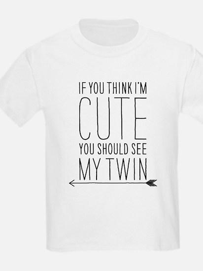Unique Twin T-Shirt