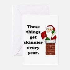 Chimney Greeting Cards (Pk of 10)