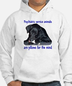 """""""Pillow for the Mind"""""""" Hoodie"""