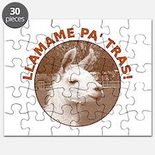 Llamame Pa' Tras! Puzzle