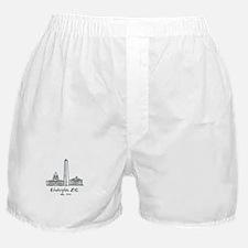 Cute Washington Boxer Shorts
