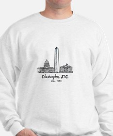 Cute Washington Sweatshirt