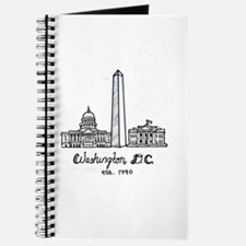 Cute Dc Journal