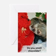Do You Smell Chocolate? Greeting Card