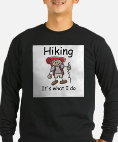 Funny Hiking T