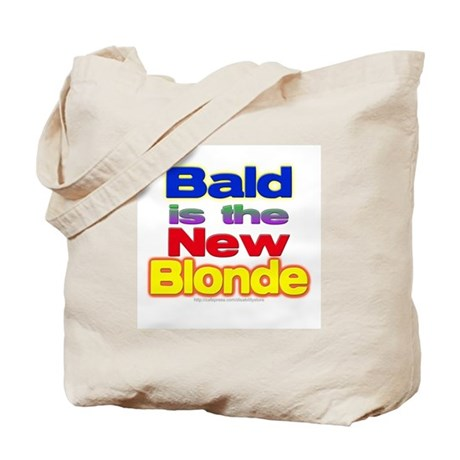 Bald is... Tote Bag