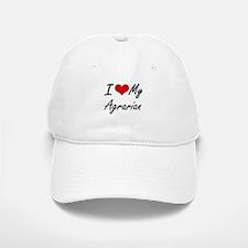 I love my Agrarian Baseball Baseball Cap