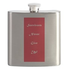 Survivors Never Give Up Harry's Fave Flask