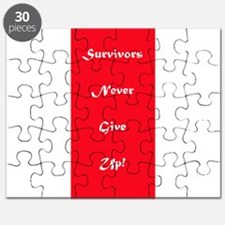 Survivors Never Give Up Harry's Fave Puzzle