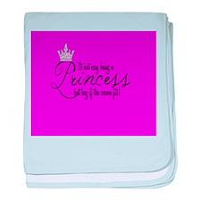 Princess Throw Blanket baby blanket